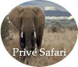 Prive Safari, tentsafaris in Tanzania en zuid Kenia