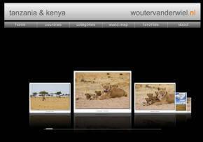 Safari fotoverslag Wouter van der Wiel