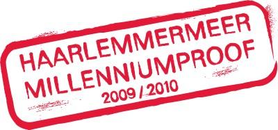 Nederland-Lengasiti millenniumproof Haarlemmermeer
