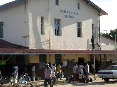 Dodoma Railway Station
