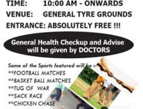 Health & sports Bonanza in Arusha
