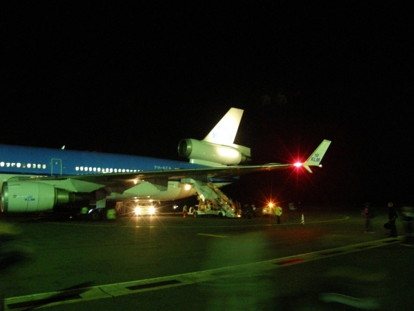 Kilimanjaro Airport KLM