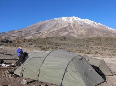 Kilimanjaro uitvoering