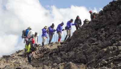 Kilimanjaro trip