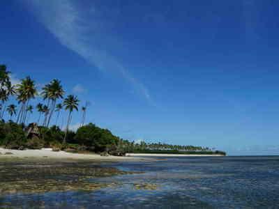 Tanzania Mafia island