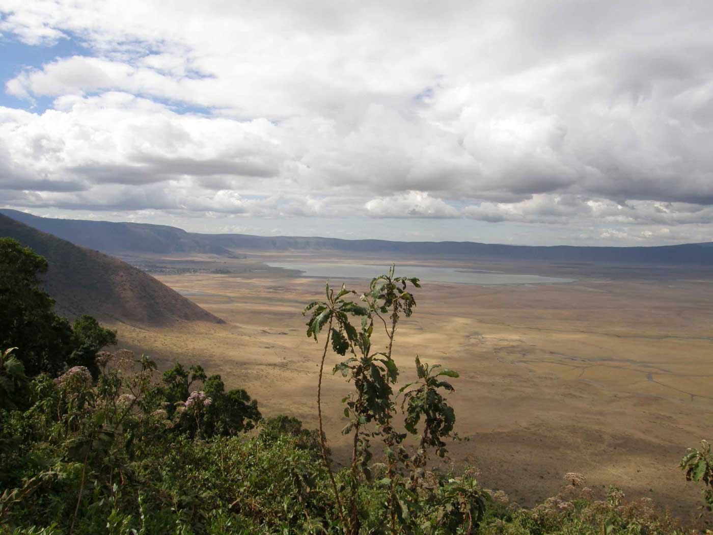 Ngorongoro krater met Prive Safari
