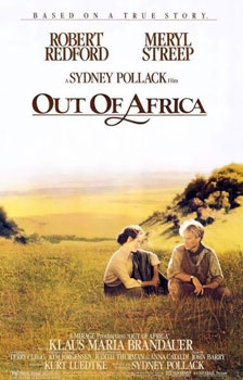 Out of Africa safari