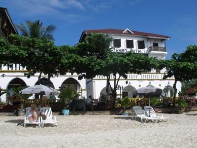 Emayani Beach Lodge - Pangani