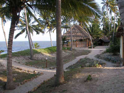 de Tides Lodge - Pangani